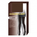 Колготки GL суперплотные Warmy Marrone Scuro 5XL
