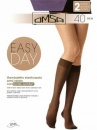 Гольфы OMSA Gamb.Easy Day 40 Nero 2 пары 3/4